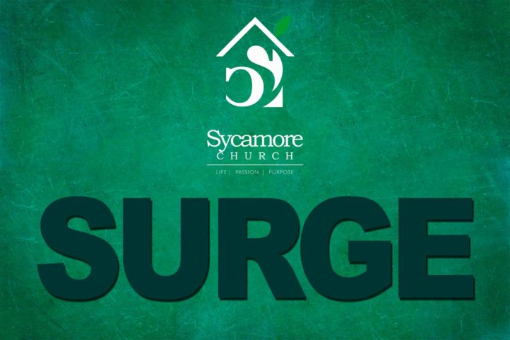 surge devotionals sycamore church